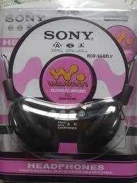 Tai nghe Sony MDR 668 có mic - Headphone hộp nhựa