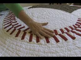A Baseball Quilt - YouTube &  Adamdwight.com
