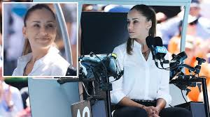 Kirjos je tokom meča 2. Marijana Veljovic Meet The Super Pretty Tennis Umpire Setting Pulses Racing At The Australian Open Rt Sport News