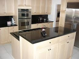cream kitchen cabinets with black countertops. White Or Cream Cabinets, Black Countertops Kitchen Cabinets With O