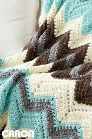 Baby Ripple Afghan Pattern Unique Decorating Ideas