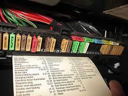 e39 interior glove box fuse box 525i 528i 530i 540i m5 97 98 99 00 01 bmw e39 interior glove box fuse box 525i 528i 530i 540i m5