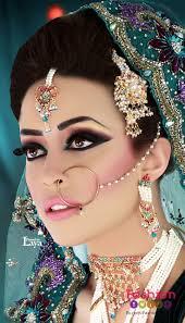 arabic bridal makeup 2