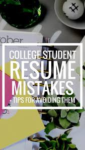 Avoiding First Resume Mistakes 24 Best Resume Tips Images On Pinterest Coding Computer 21