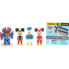 Why should the chicken get all. Disney Crossy Roads Assorted Mini Figure 4 Pack Season 1 Characters May Vary Walmart Com Walmart Com