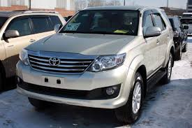 2012 Toyota Fortuner Photos, 2.7, Gasoline, Automatic For Sale