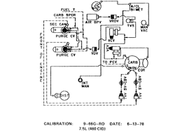 vacuum hose diagram for a ford engine fixya vacuum hose diagram for a 1979 ford 460 engine w ac and air pump thanks
