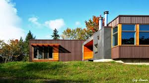 Beautiful Houses Made from Shipping Containers, Industrial Homes - YouTube