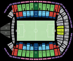 Seattle Sounders Seating Chart With Rows Seattle Sounders Seating Chart Seating Chart