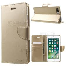 mercury goospery bravo diary leather wallet cover case for iphone 8 plus 7 plus