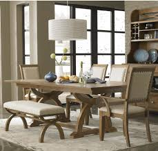 Brown Wooden Chairs With Arm Rest Plus Cream Back And Seat - Dining room chairs with arms
