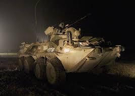военнослужащих российской военной базы в Абхазии выполнили  Около 1000 военнослужащих российской военной базы в Абхазии выполнили контрольные стрельбы ночью