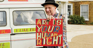 Comment | 'Listen to children, tax big auction sales': Bob and Roberta  Smith's constitution of the arts | The Art Newspaper