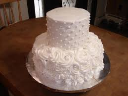 Small Simple Wedding Cakes My Cakes Journey