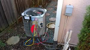 furnace ac unit. Wonderful Furnace Furnace And ACunit HVAC Inspection In San Jose CA To Ac Unit U