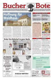 April 2008 - Bucher Bote