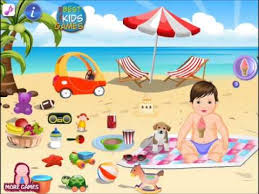 Baby Fun Picnic full gameplay-fun baby game for little babies - YouTube