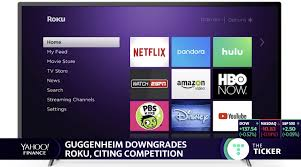 Roku Stock Plunges After Guggenheim Downgraded It To Neutral