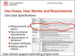 User Story Requirements Template Use Cases User Stories And Requirements Ux Apprentice