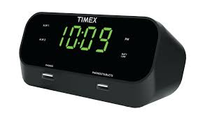 timex alarm clock t121 usb charger manual t231