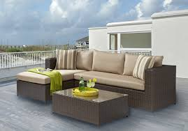 Outdoor Living Room Sets Ocean Ridge Beige 3 Pc Outdoor Living Room Set Rooms To Go