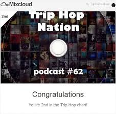 Hop Chart Podcast 62 Rated 2d In Trip Hop Chart On Mixcloud Trip
