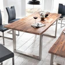 Verkaufsschlager Ausziehbarer Esstisch Holz Komfort Esstisch Glas