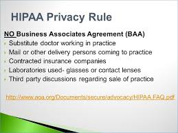 Hipaa Compliance Agreement For Employees Beautiful Baa Agreement