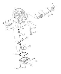 2016 polaris sportsman 400 ho 4x4 a13mh46af ax carburetor lower polaris scrambler 400 polaris 400 carburetor diagram