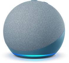 Amazon Echo Dot (4th Gen) Smart speaker with Alexa Twilight Blue ...