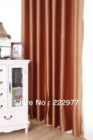 Living Room Ready Made Curtains Aliexpresscom Buy Free Shipping 100 Polyester Slubbed Fabric