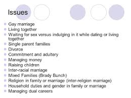 comparison and contrast essay purpose of comparison and contrast  8 issues gay marriage