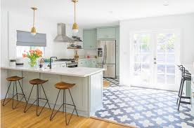 White Tile Floor Kitchen Kitchen Floor Tile Archives The Cement Tile Blogthe Cement Tile Blog