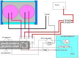 dual fan relay wiring wiring diagram relay wiring dual electric fans wiring diagrams bestwiring dual electric fans wiring diagrams best auto cooling