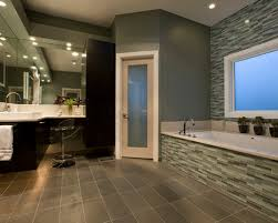 Beautiful Modern Master Bathrooms Contemporary Bathroom Idea In Chicago With A Vessel For Models Design