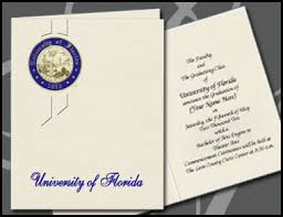 Formal College Graduation Announcements Texas State University Graduation Announcements