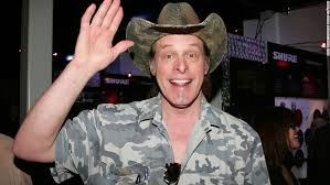 ted nugent attends the namm show an annual trade show for s in