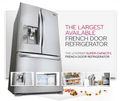 LG Unveils New French Door Refrigerator + Upcoming Giveaway | Mama ...