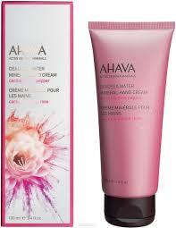 Ahava Deadsea Water М <b>Минеральный крем для рук</b> кактус и ...