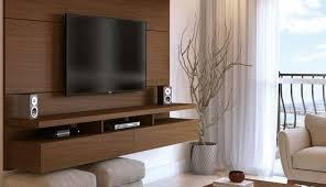 corner shelves furniture floating glass entertainment stand wall diy mount designs unit center living rooms wonderful
