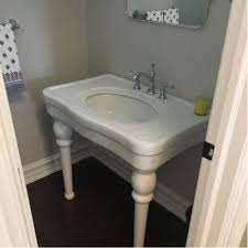 sink console sink bathroom sink