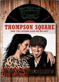 2015 Country Music Top Of The Charts Green 6 Thompson