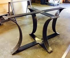 metal furniture designs. love this table base so unique metal furniture designs