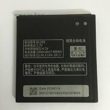 Voor Lenovo A516 Batterij 2000mAh BL209 ...