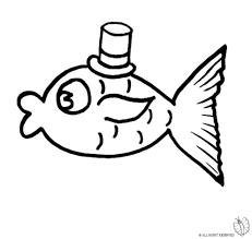 Disegno Pesce Facile Colorato Migliori Pagine Da Colorare Gratis