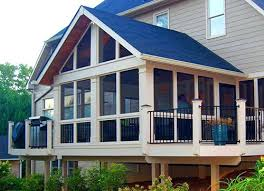screened in deck. Screened Porch Ideas Landscaping Network In Deck Plans