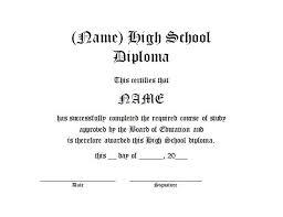 Ib Diploma Certificate Sample Or High School Diploma Cover Letter