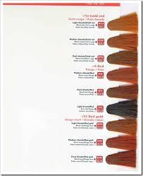 Wella Auburn Color Chart Wella Auburn Color Chart Sbiroregon Org