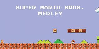 Exclusive Download Super Mario Bros Medley Play Nintendo