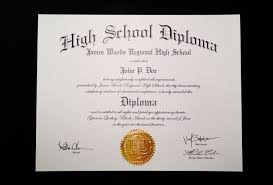 High School Diploma Template Pdf Free Epp Acp Resume Stock Photos Hd
